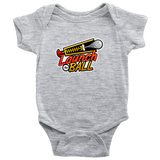 Launch The Ball Pinball Video Arcade Tshirt Onesie