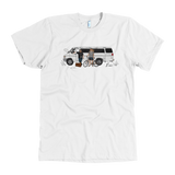 The Road To Edmond - American Apparel Mens Shirt