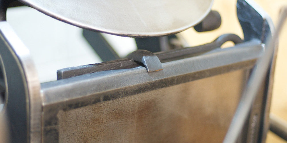 Detail picture of C&P Platen Press
