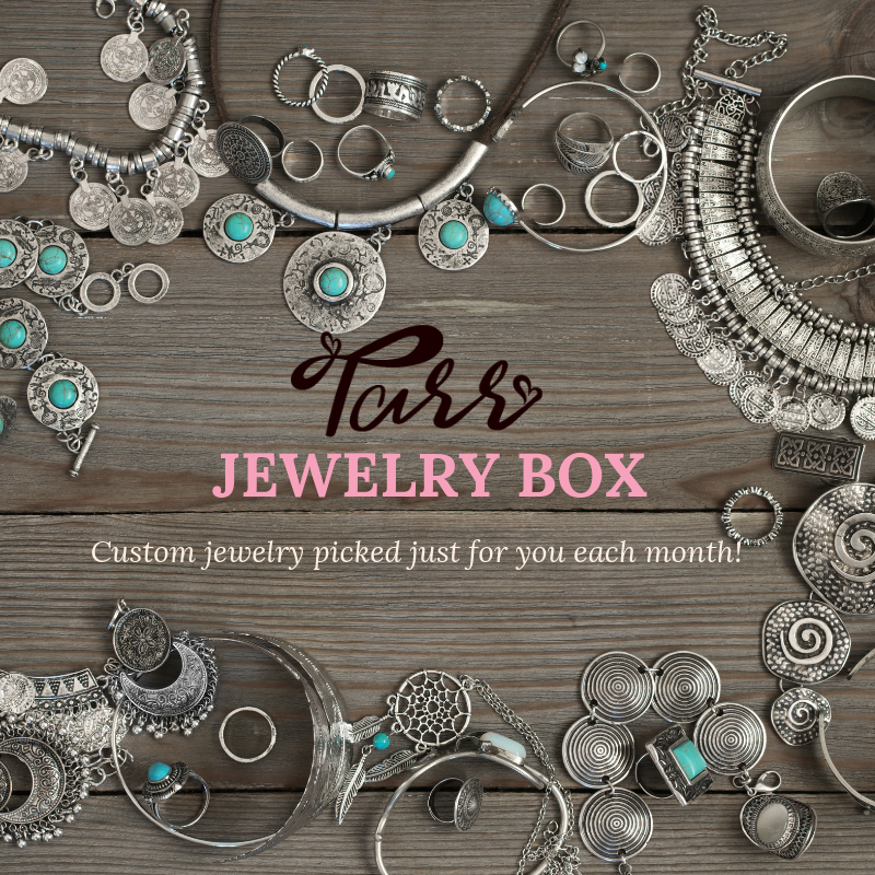 Tarr's Jewelry Box (Custom Selected Jewelry For You - Subscription)