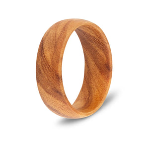 Men's Olive Wood Ring