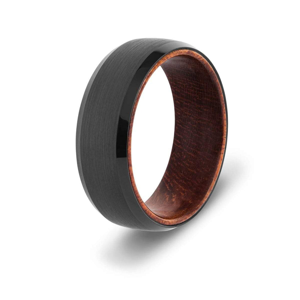 Men's Wood Inlay Ring-etrnl