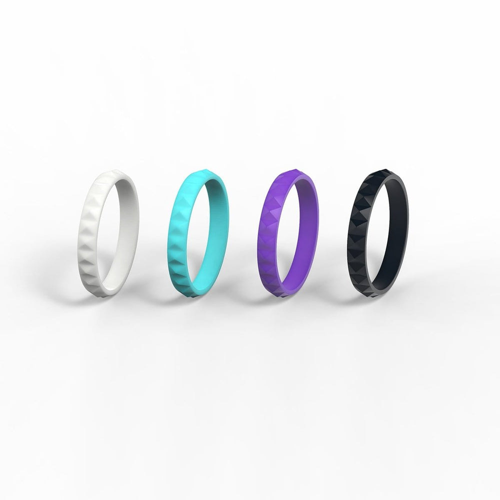 Women's Stackable Ring Set-etrnl