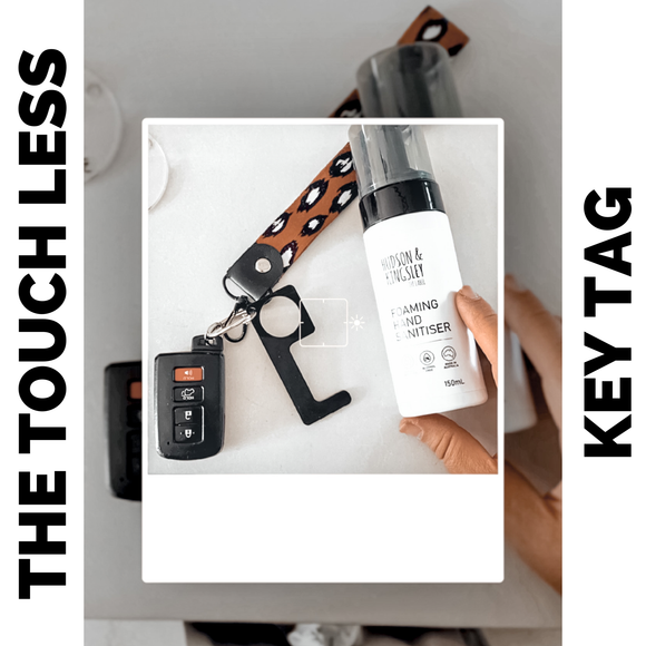 The Touch Less Key Tag