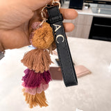 The Leather Key Tags