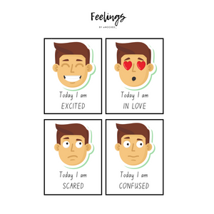 The Feelings Cards