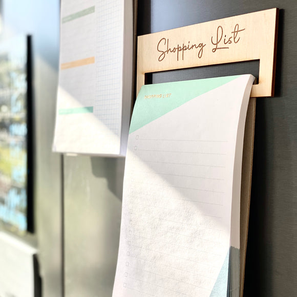 The Magnetic Notepad Holders