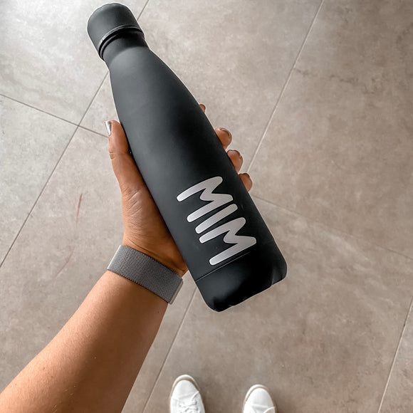 The Personalised Drink Bottle