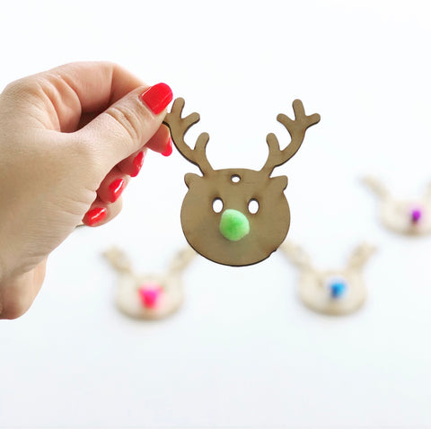 The Reindeer Decoration