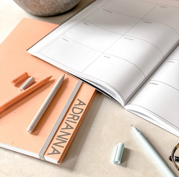 The Personalised Planner