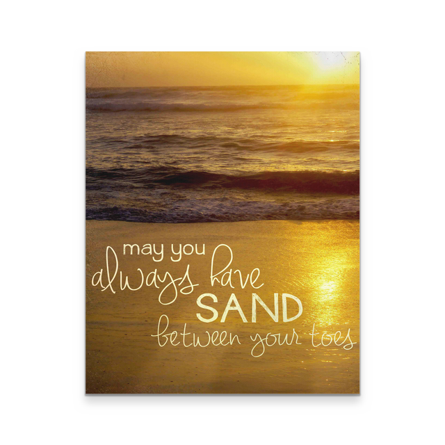 Sand In Your Toes