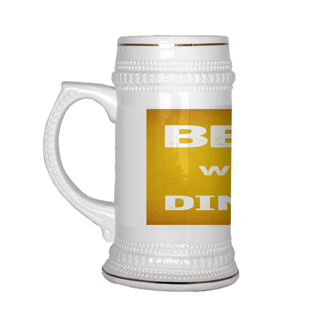 Beer Stein Product Image