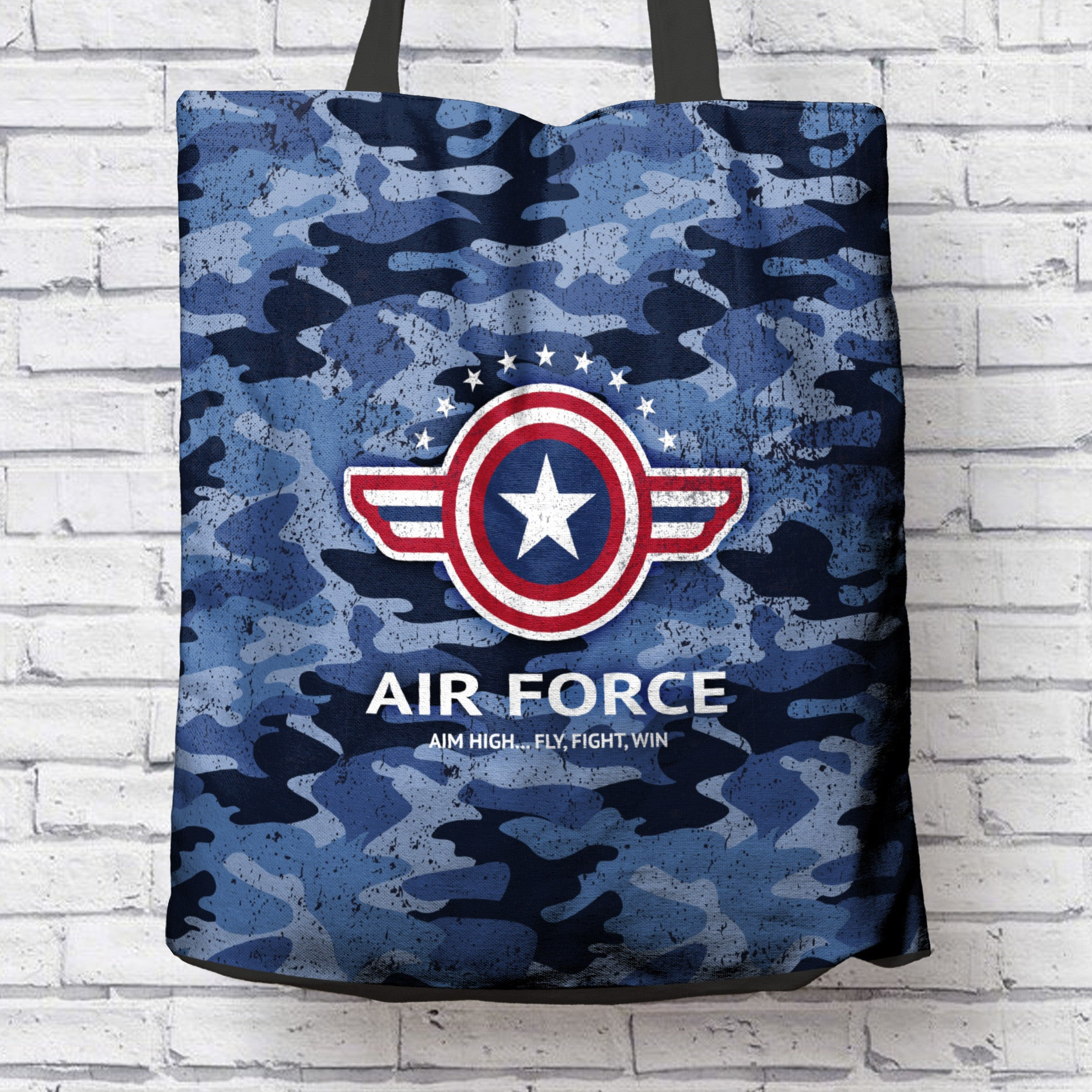 Air Force Totebag