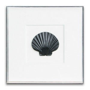 Acrylic Box Scallop Shell | WJC Design | Local Shop | Houston | Wall Half Full