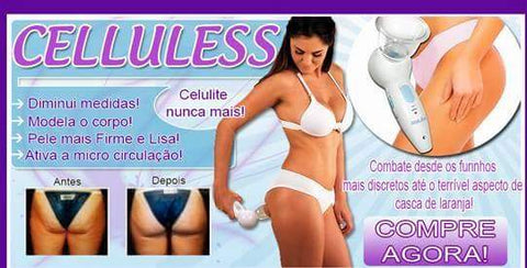 CELLULESS ANTI CELLULITE