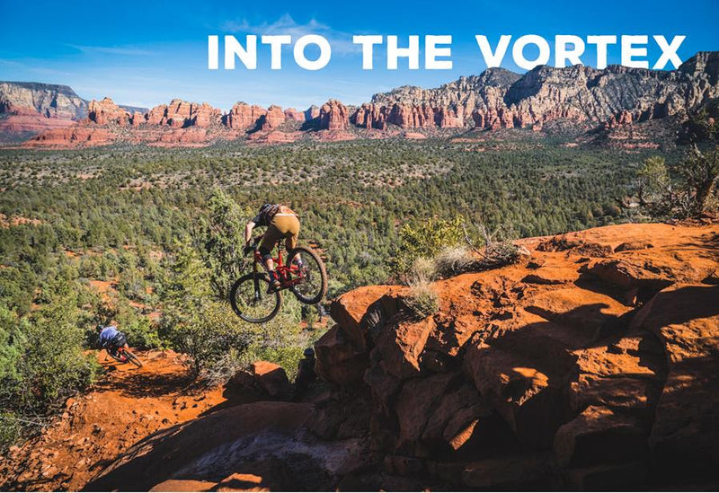 Into the Vortex - Sedona Mountain Bike Festival