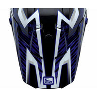 Scott Sports - Motorsport Helmet Replacement Visors - 250 Dimension Visor (217613) - Action Pro Sports