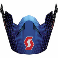 Scott Sports - Motorsport Helmet Replacement Visors - 250 Gamma Visor (223474) - Action Pro Sports