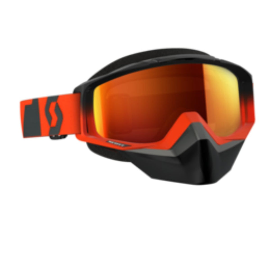 Snowmobile Goggles - Tyrant Snowcross Goggles - 240572 - Action Pro Sports