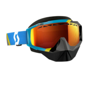 Snowmobile Goggles - Hustle Snowcross Goggles - 240528 - Action Pro Sports