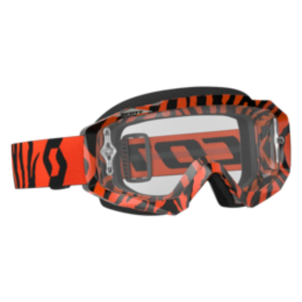 Motorsport Goggles - Hustle Motocross Off Road Goggles - 246430 - Action Pro Sports