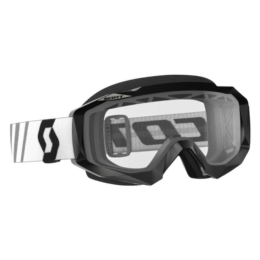 Motorsport Goggles - Hustle Enduro Motocross Off Road Goggles - 246432 - Action Pro Sports