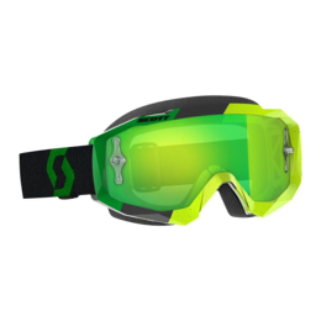 Motorsport Goggles - Hustle Motocross Off Road Goggles - 268182 - Action Pro Sports