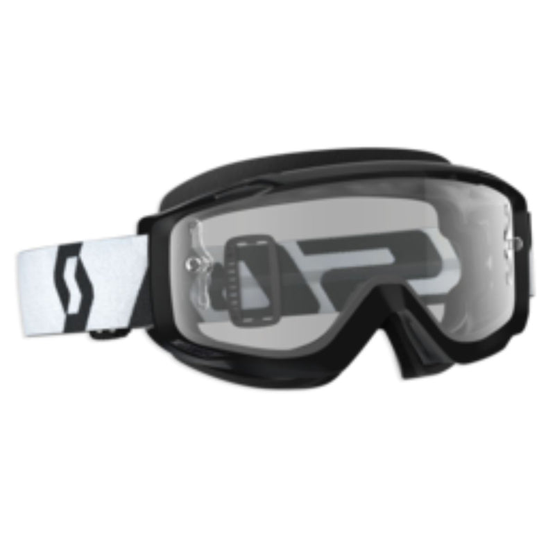 Motorsport Goggles - Split OTG Motocross Off Road Goggles - 268189 - Action Pro Sports