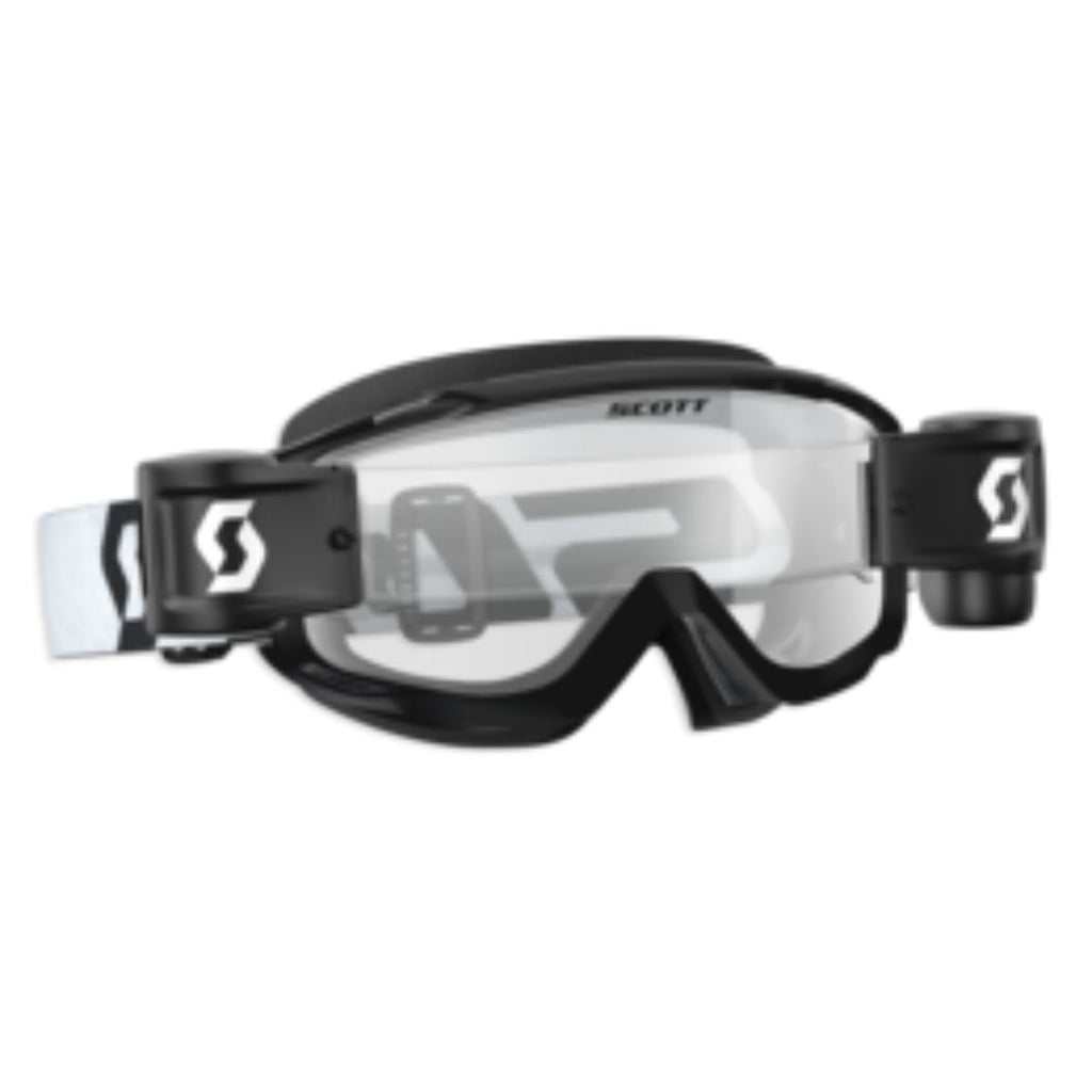 Motorsport Goggles - Split OTG WFS Motocross Off Road Goggles - 268190 - Action Pro Sports