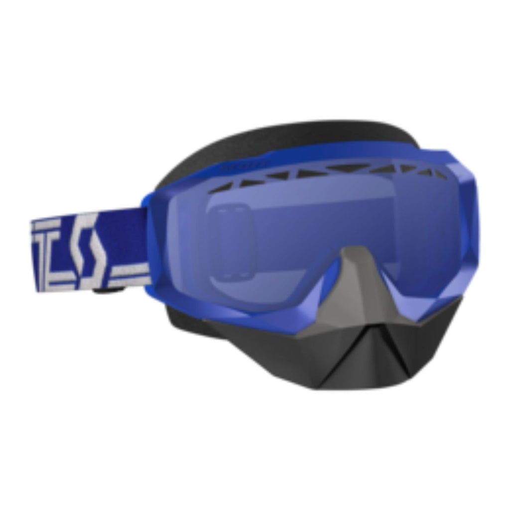 Snowmobile Goggles - Hustle X Snowcross Goggles - 268196 - Action Pro Sports