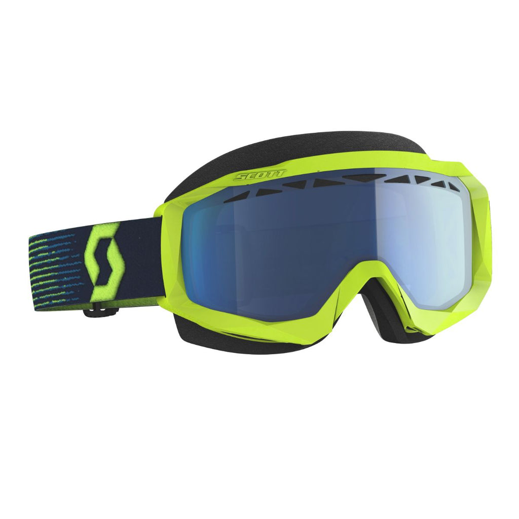 Snowmobile Goggles - Hustle X Snowcross Goggles - 272847 - Action Pro Sports