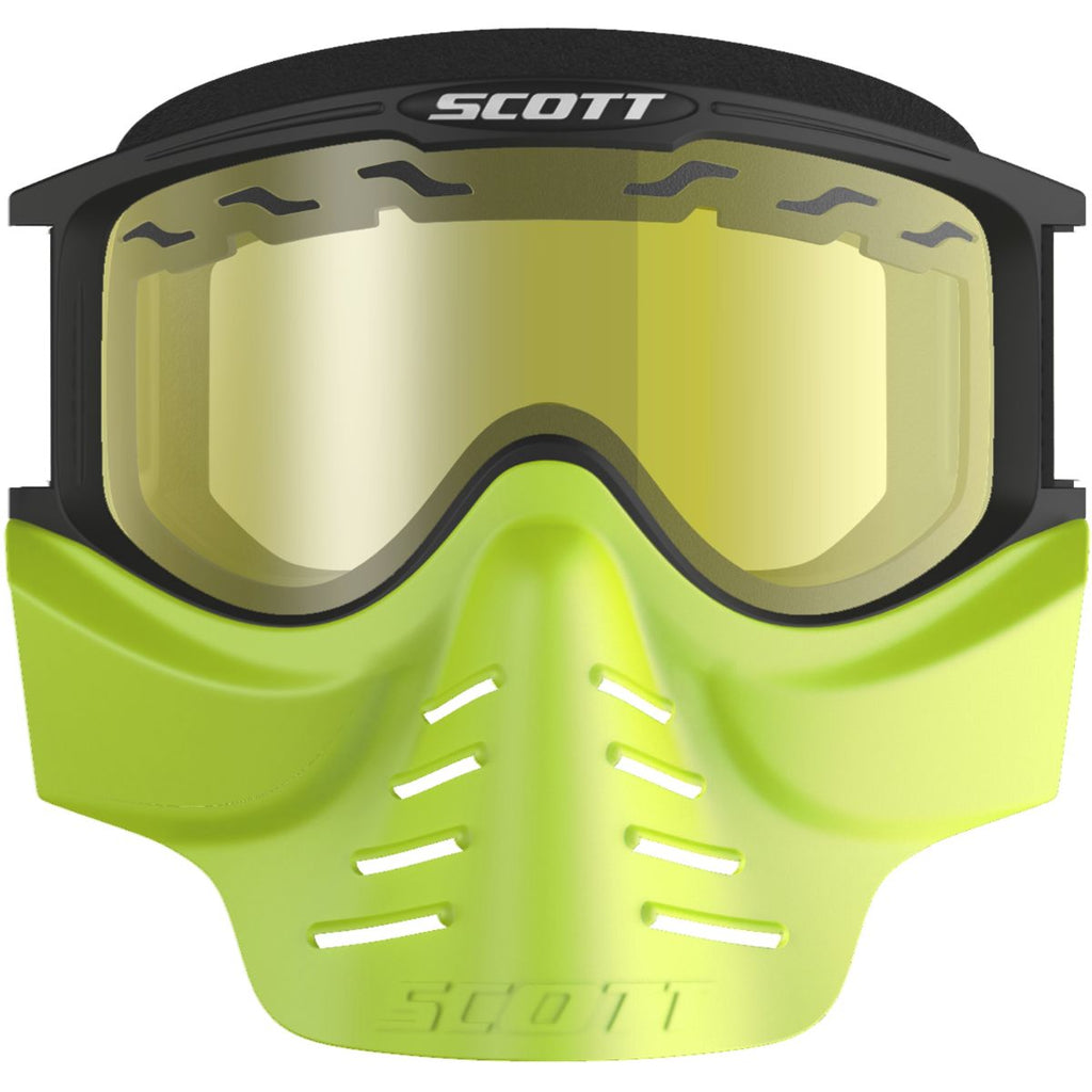 83X Safari Facemask Snowcross Snowmobile Goggles - 272848