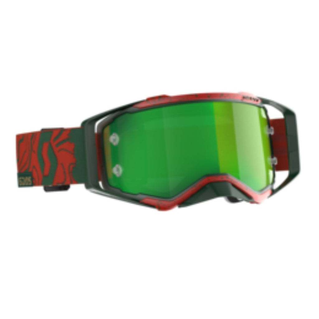 Prospect ISDE Portugal Motocross Off Road Goggles - 276087