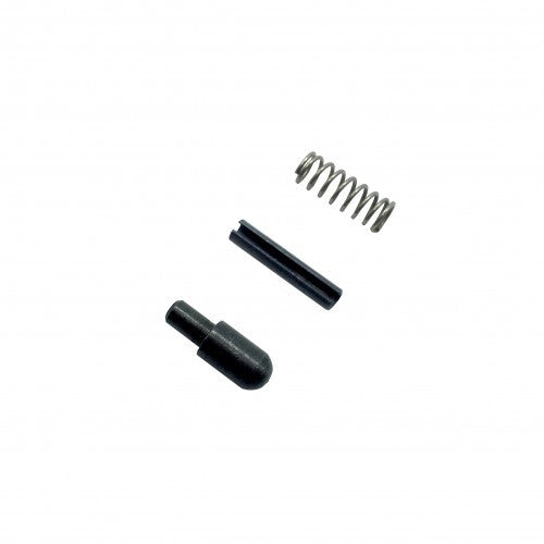 Bolt Catch Plunger, Spring, & Roll Pin Kit