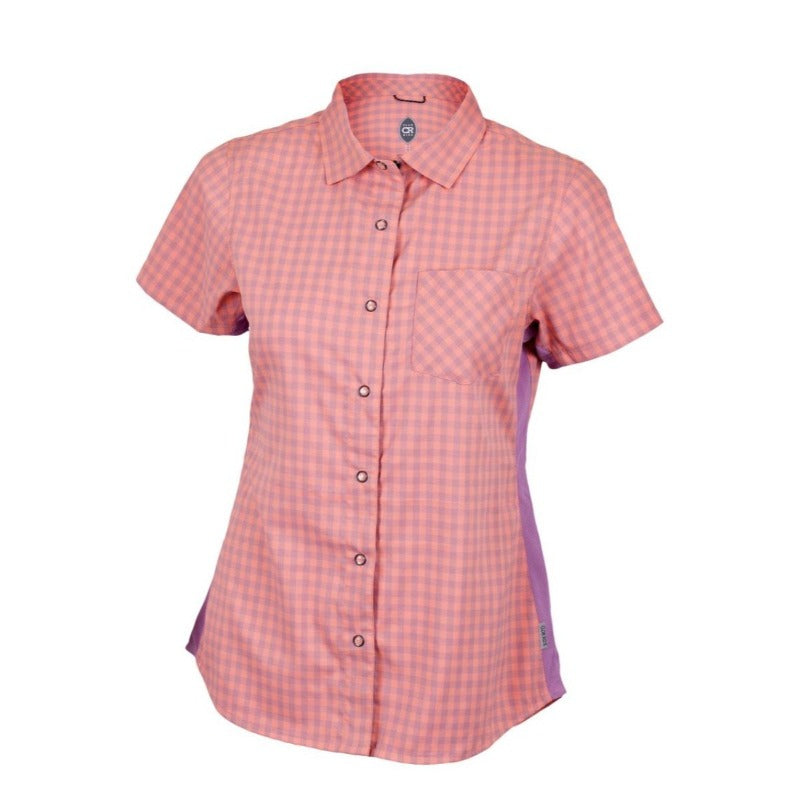 Bandara Women's Shirt - Peach | Action Pro Sports