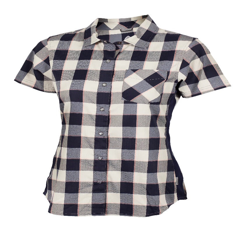 Bandara Women's Shirt - Navy | Action Pro Sports
