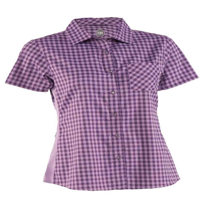 Bandara Women's Shirt - Loganberry | Action Pro Sports