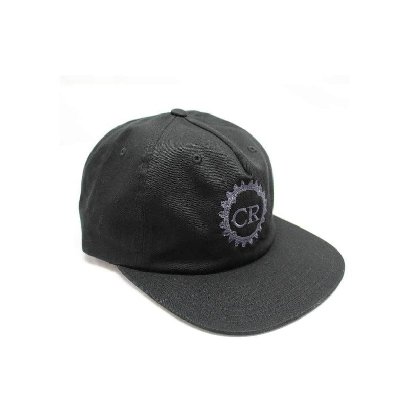 Cog Logo Hat - Black | Action Pro Sports