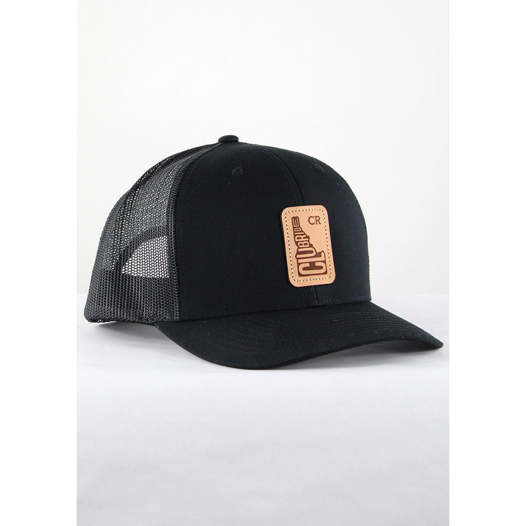 Classic CR Logo Trucker Hat - Black | Action Pro Sports
