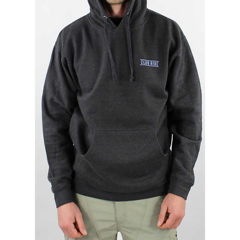 Standard Retro Hoody - Charcoal Grey | Action Pro Sports
