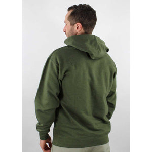 Standard Retro Hoody - Olive Green | Action Pro Sports
