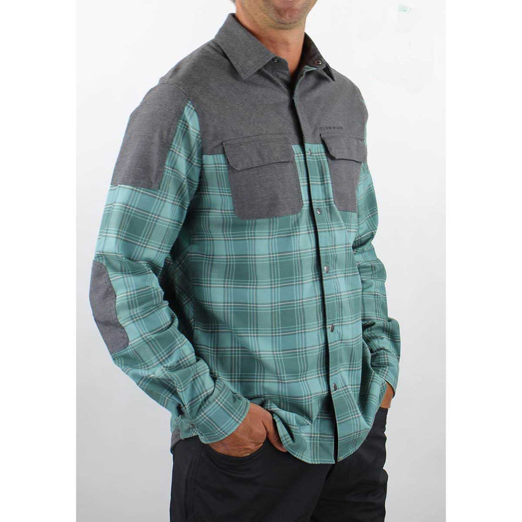 Jack Flannel Men's Shirt - Mallard | Action Pro Sports