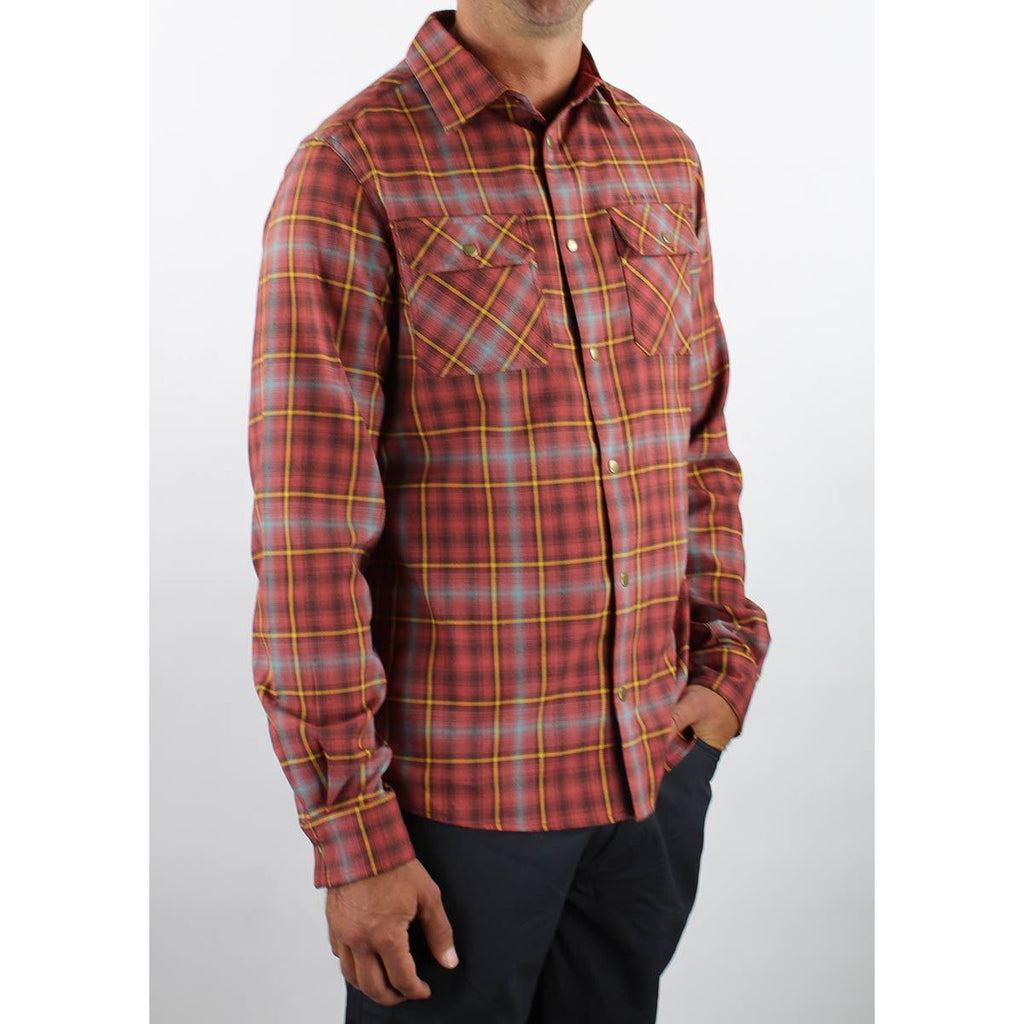 Daniel Flannel Men's Shirt - Auburn | Action Pro Sports
