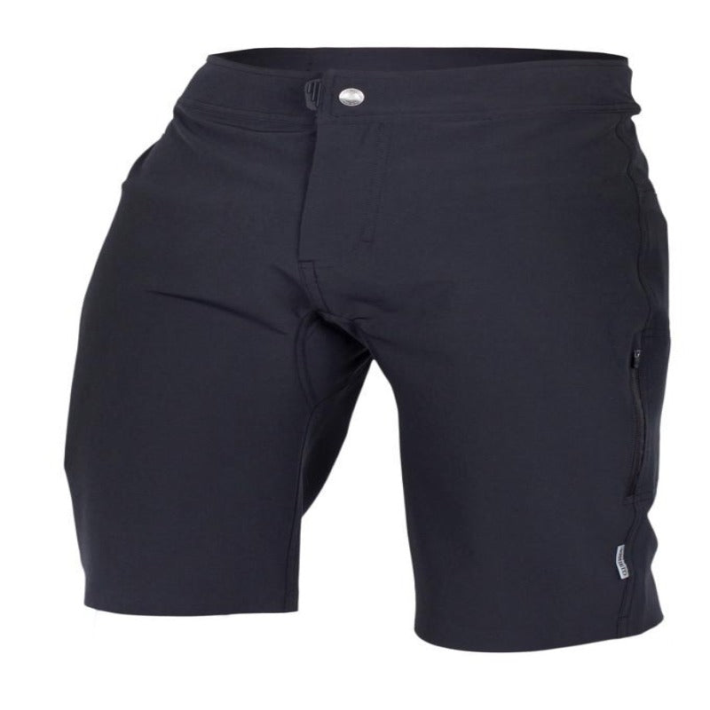 Crush Men's Short - Raven | Action Pro Sports