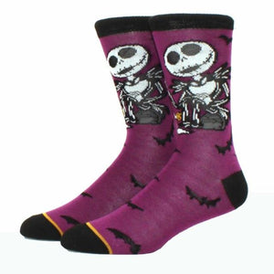 Beetlejuice Ghost Crew Socks | Action Pro Sports