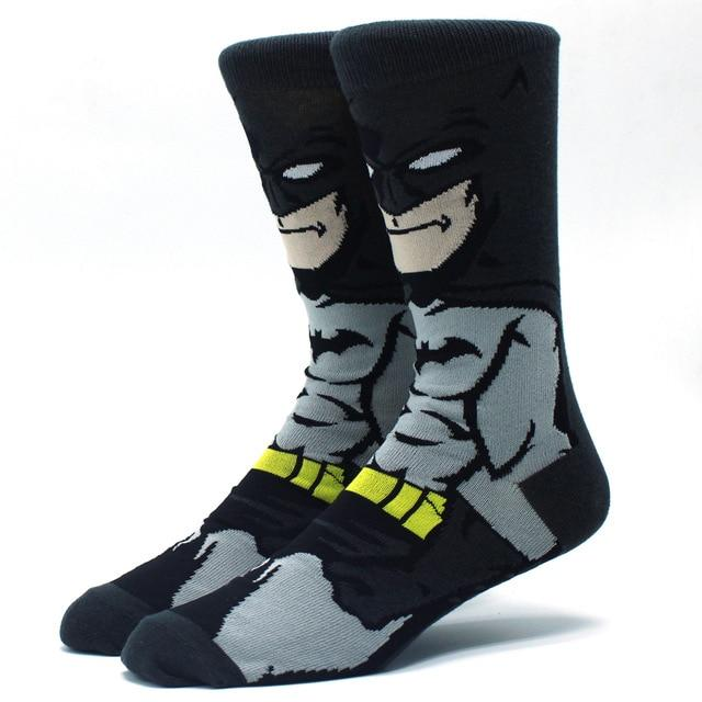 Batman Crew Socks | Action Pro Sports
