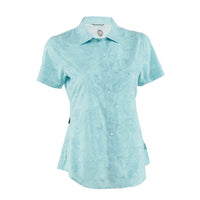 Camas Women's Shirt - Angel Blue | Action Pro Sports