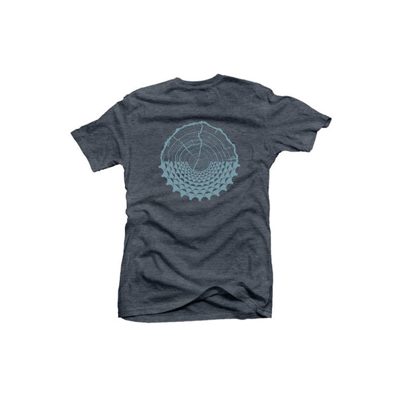 Cog Tee Men's Shirt - Blue Nights | Action Pro Sports