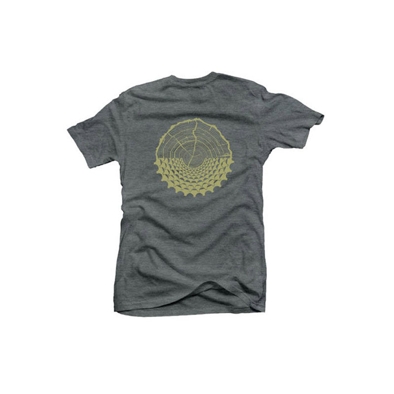 Cog Tee Men's Shirt - Dusty Olive | Action Pro Sports