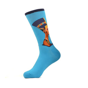 King Tut Crew Socks - Action Pro Sports